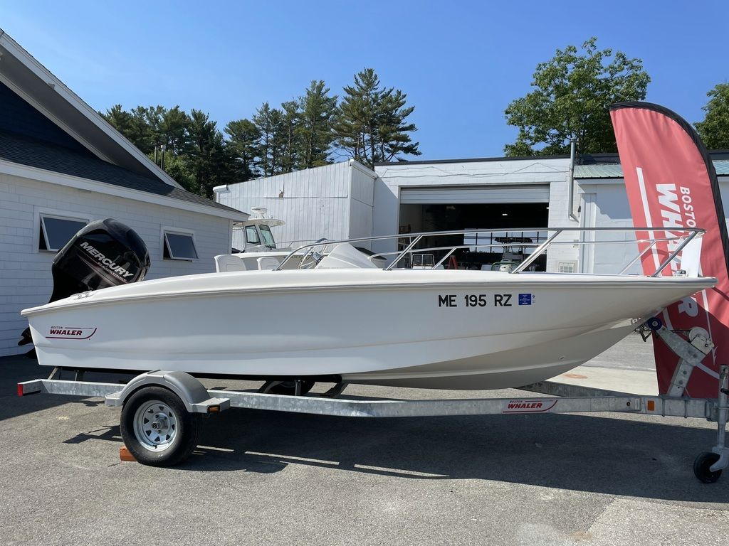 2014 Boston Whaler boat for sale, model of the boat is 170 Super Sport & Image # 1 of 3