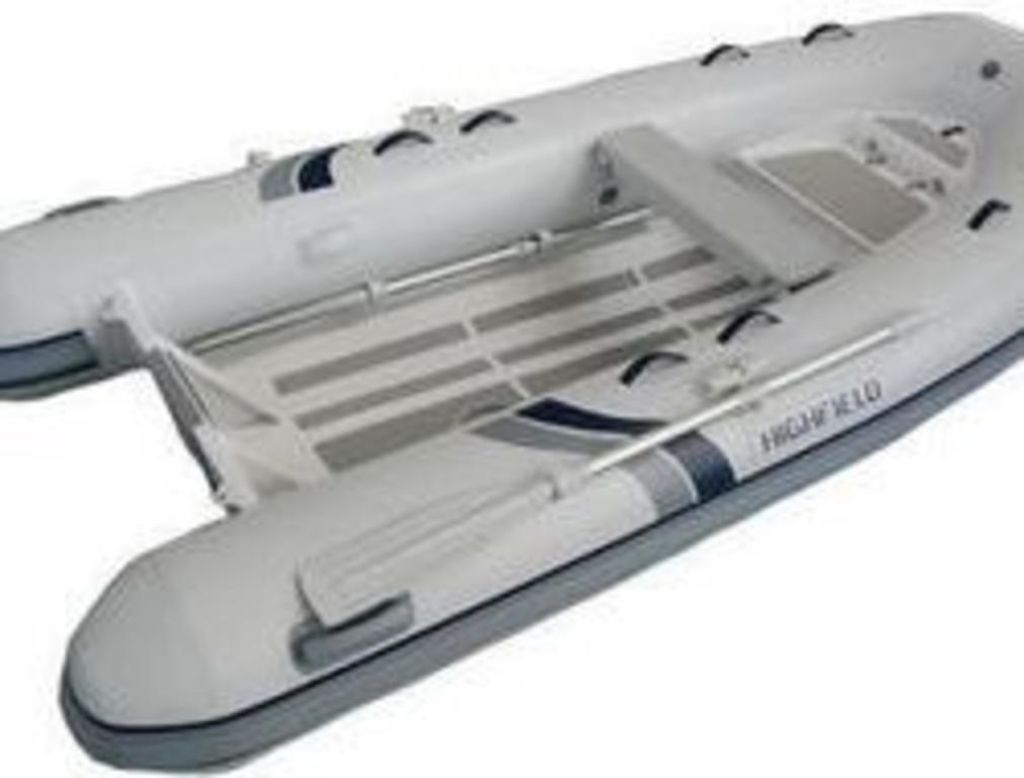 2020 Highfield boat for sale, model of the boat is CL 340 Bow Locker & Image # 5 of 9