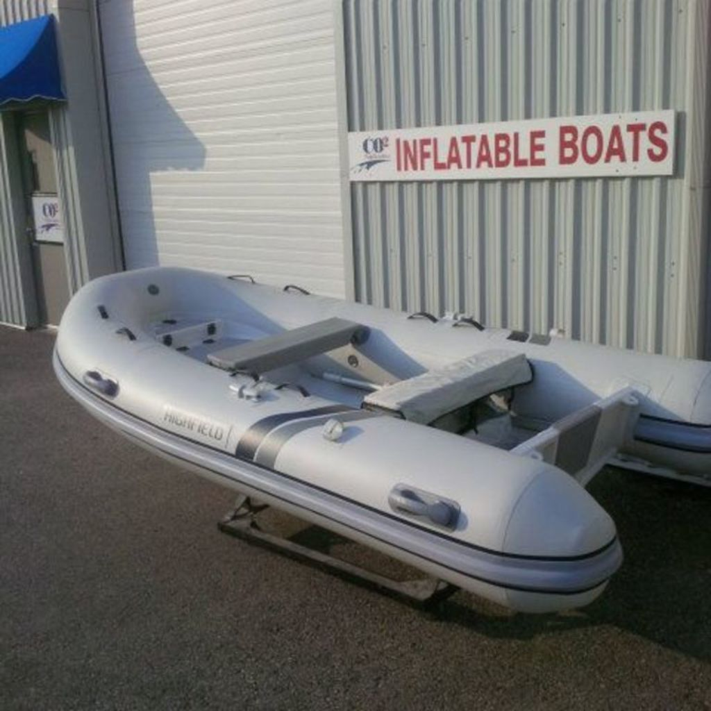 2020 Highfield boat for sale, model of the boat is CL 340 Bow Locker & Image # 4 of 9
