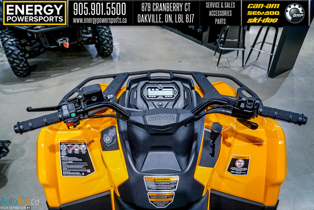 2020 Can-Am ATV boat for sale, model of the boat is Outlander™ DPS™ 570 & Image # 13 of 16