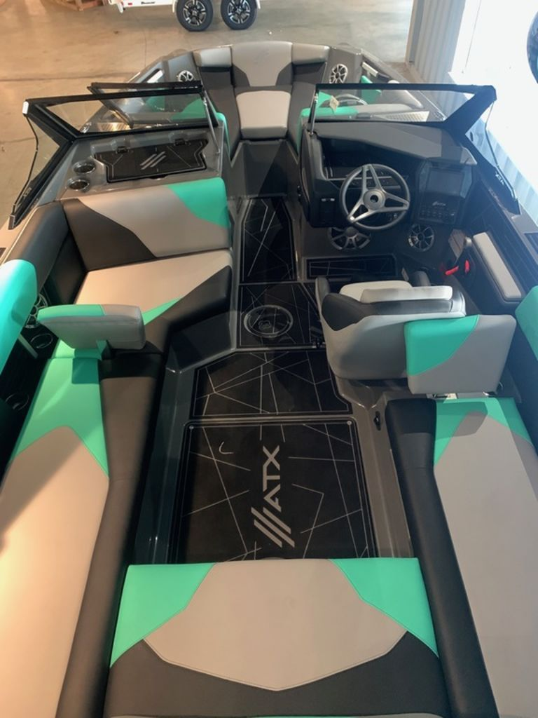 2021 ATX Boats boat for sale, model of the boat is 22 TYPE-S & Image # 6 of 10