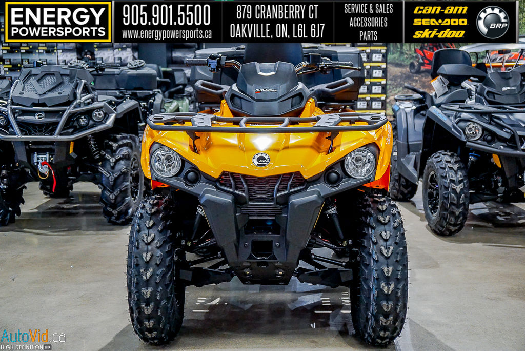 2020 Can-Am ATV boat for sale, model of the boat is Outlander™ DPS™ 570 & Image # 2 of 16