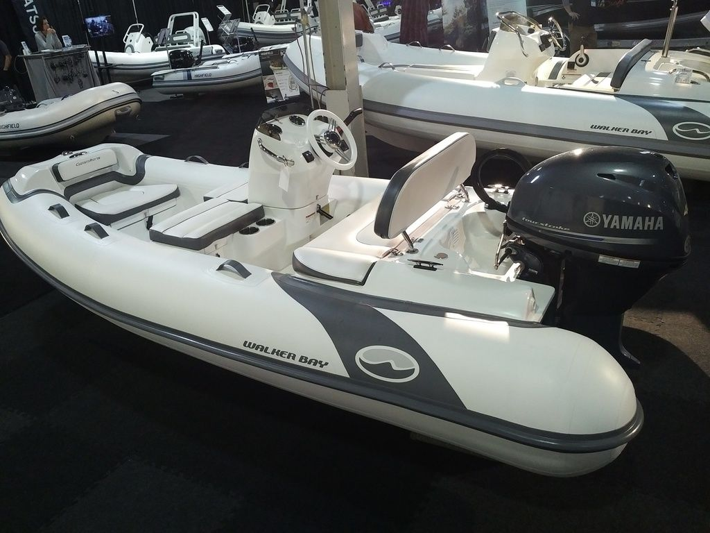2020 Walker Bay boat for sale, model of the boat is Generation 11 Deluxe Lite & Image # 2 of 2