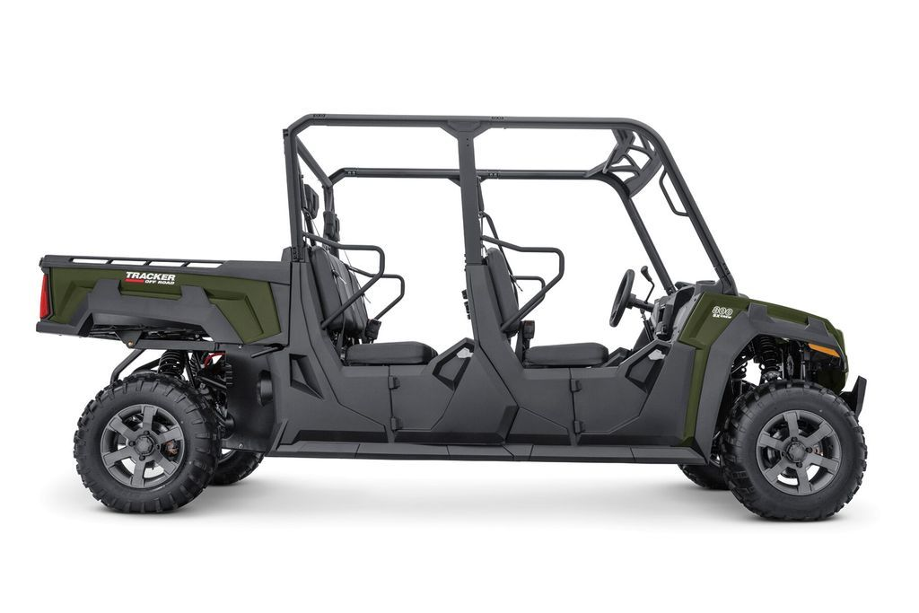 New  2020 Tracker Off Road 800SX Crew Golf Cart / Utility in Hammond, Louisiana