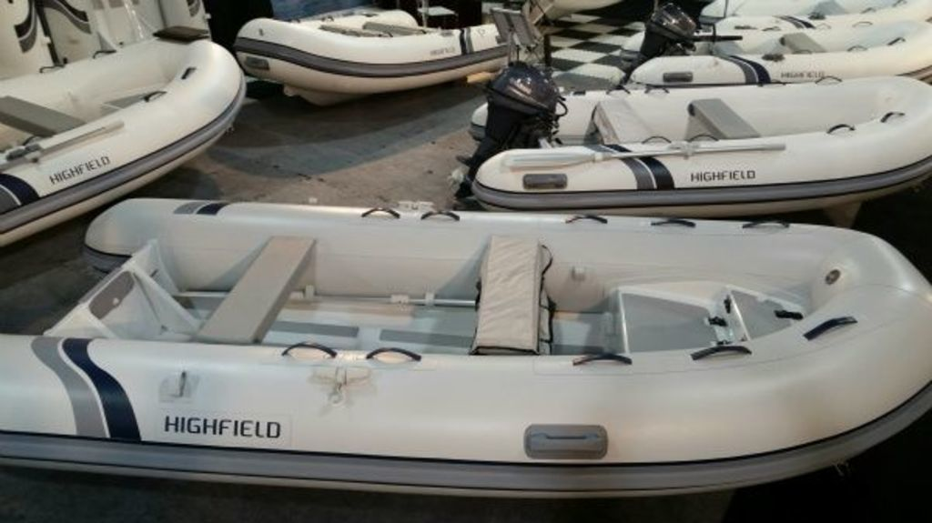 2020 Highfield boat for sale, model of the boat is CL 360 & Image # 4 of 9