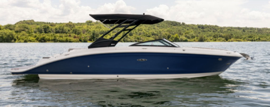 2021 Sea Ray boat for sale, model of the boat is SDX 270 & Image # 1 of 1