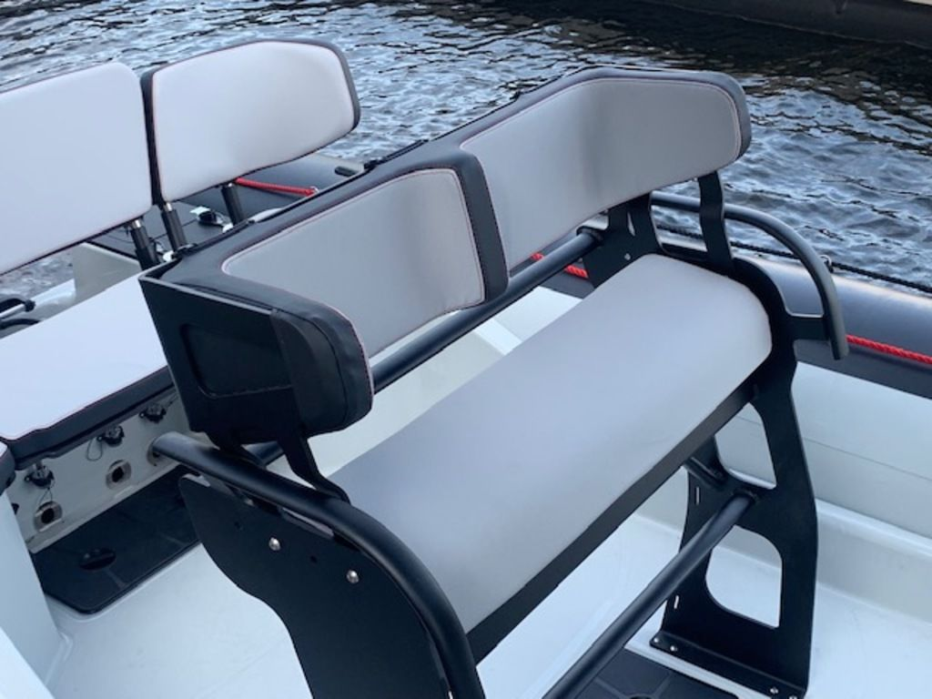 2021 Zodiac boat for sale, model of the boat is Open 7 & Image # 10 of 12