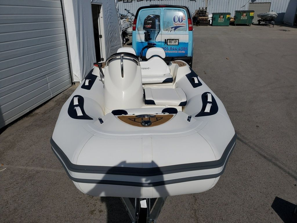 2020 Zodiac boat for sale, model of the boat is Avon 360 Sea Sport & Image # 2 of 5