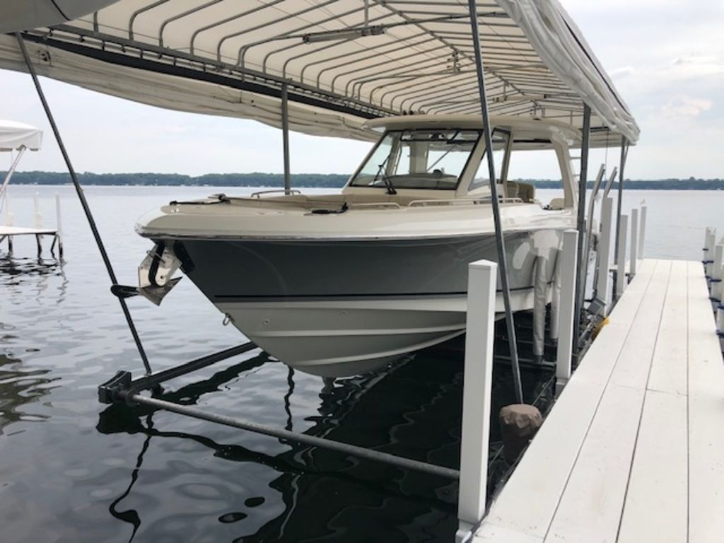 2019 Boston Whaler boat for sale, model of the boat is 350 Realm & Image # 1 of 16