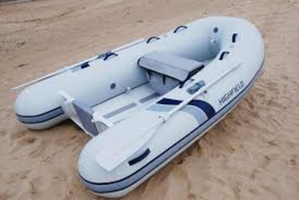 For Sale: 2019 Highfield Ul 260 ft<br/>Co2 Inflatable Boats - Oakville