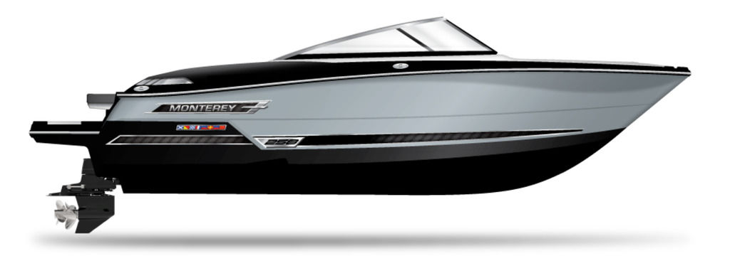 2021 Monterey boat for sale, model of the boat is 258SS & Image # 1 of 1