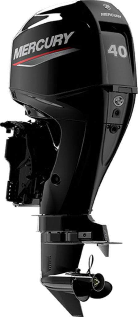 New  2022 Mercury Marine  40 ELHPT 4S EFI Outboard in Hammond, Louisiana