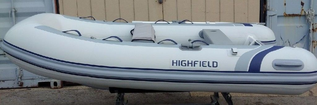 2021 Highfield boat for sale, model of the boat is CL 290 Bow Locker & Image # 6 of 6