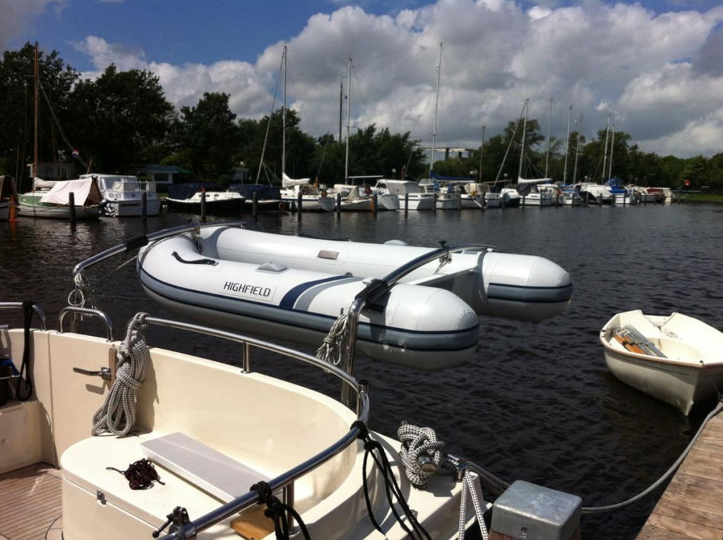 2021 Highfield boat for sale, model of the boat is UL 260 & Image # 7 of 8