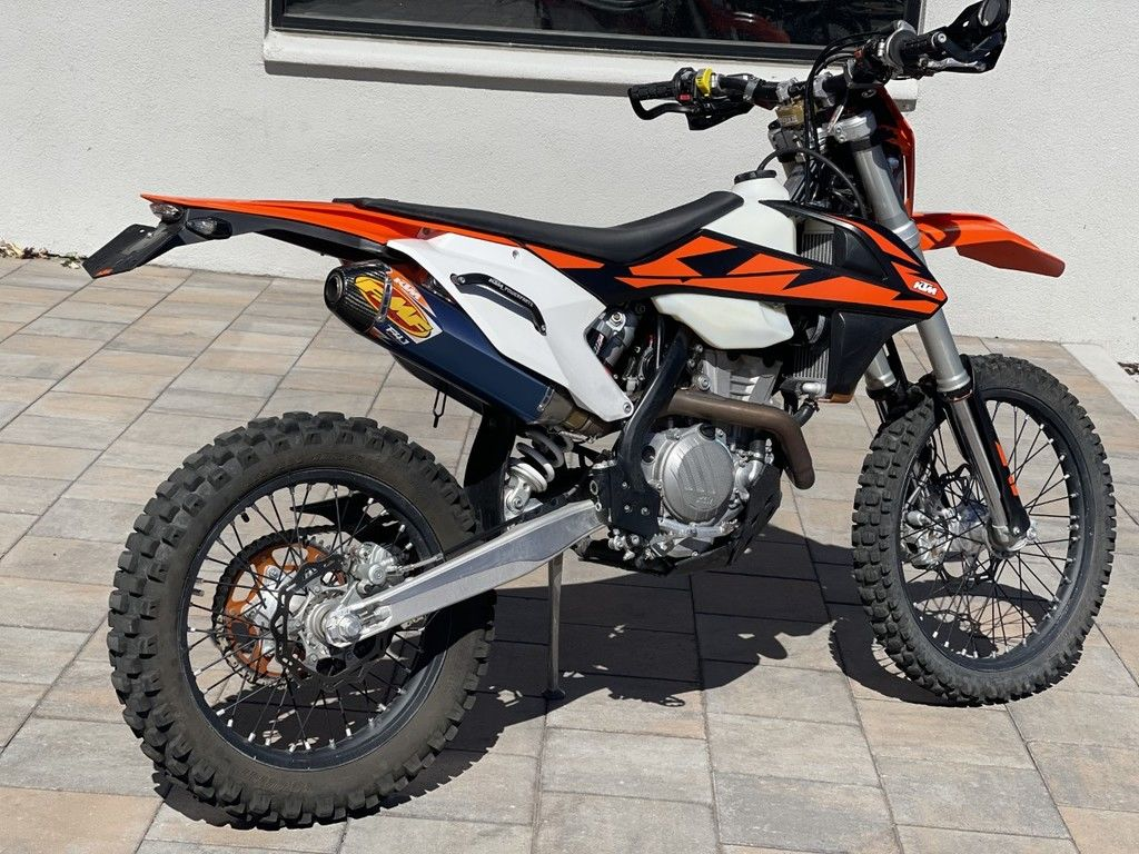 2018 ktm 350 exc-f for sale in las vegas