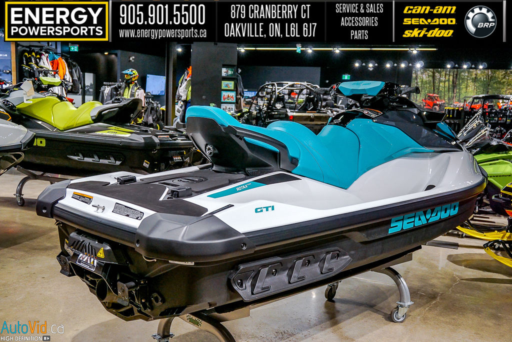 2020 Sea Doo PWC boat for sale, model of the boat is GTI™ SE 130 IBR & Image # 7 of 13