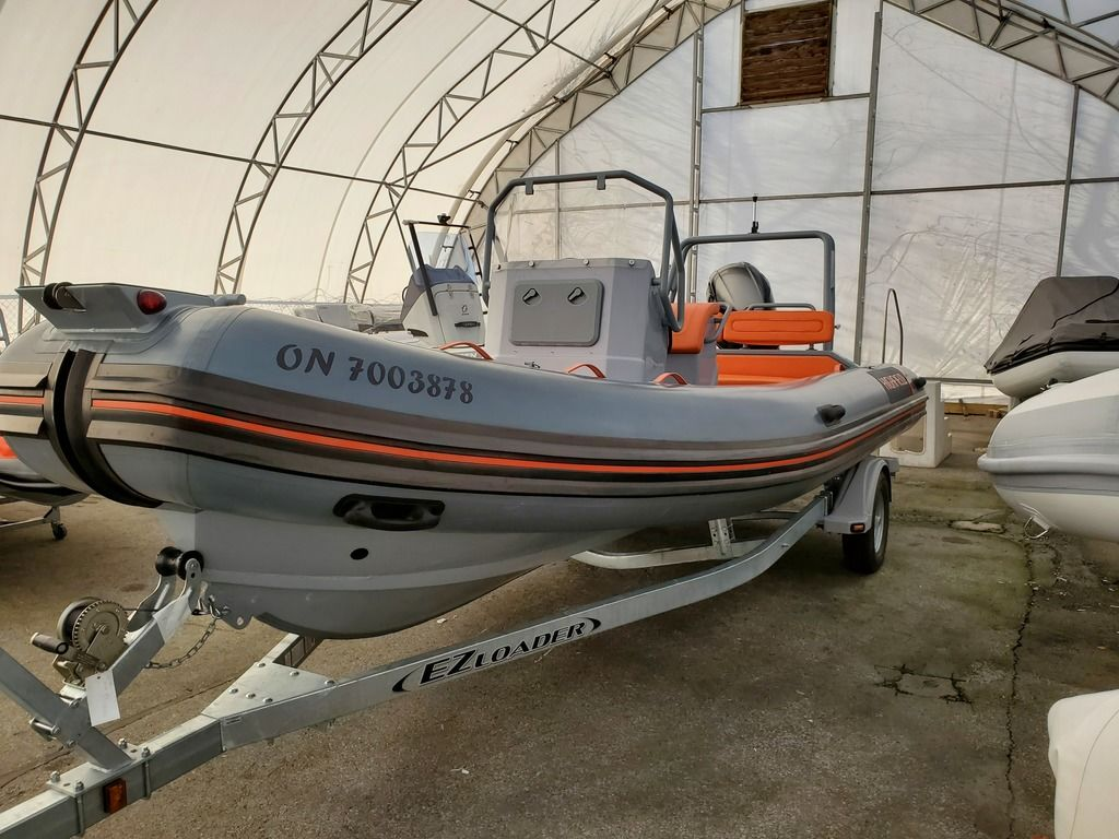 2019 Highfield boat for sale, model of the boat is OM 590 DL Hypalon & Image # 1 of 4