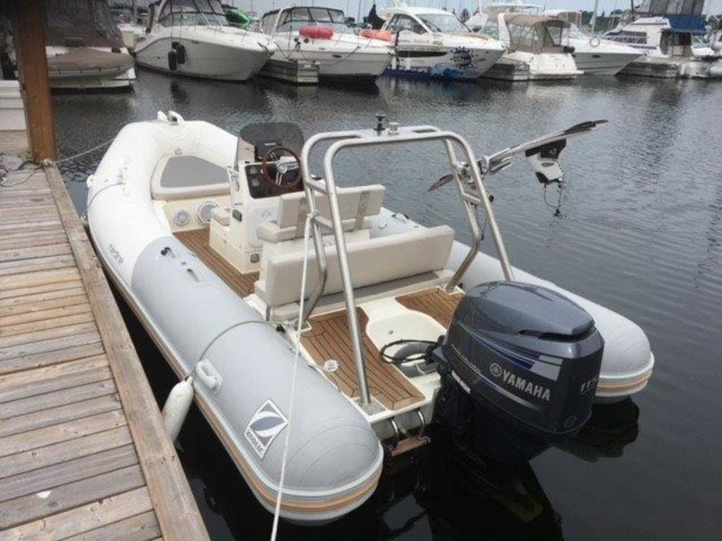 For Sale: 2012 Zodiac Medline 580 ft<br/>Co2 Inflatable Boats - Oakville