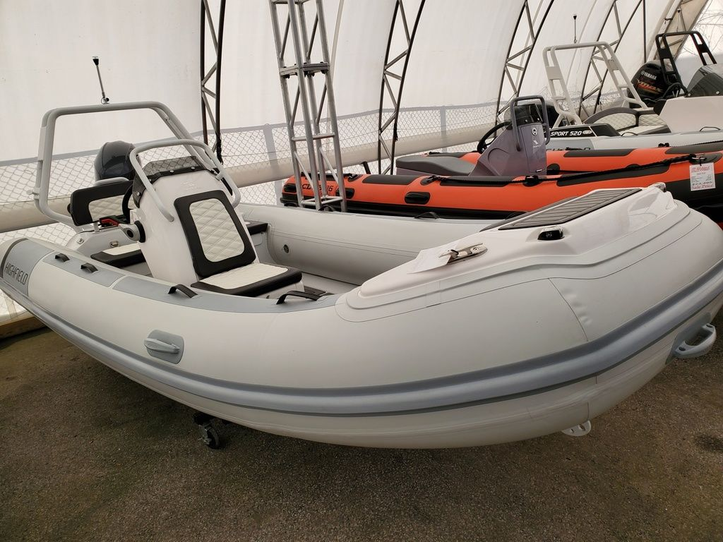 2021 Highfield boat for sale, model of the boat is Sport 460 & Image # 2 of 8