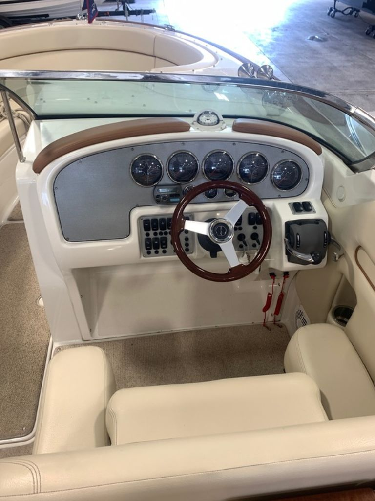 2007 Chris Craft boat for sale, model of the boat is 28 Launch & Image # 6 of 12