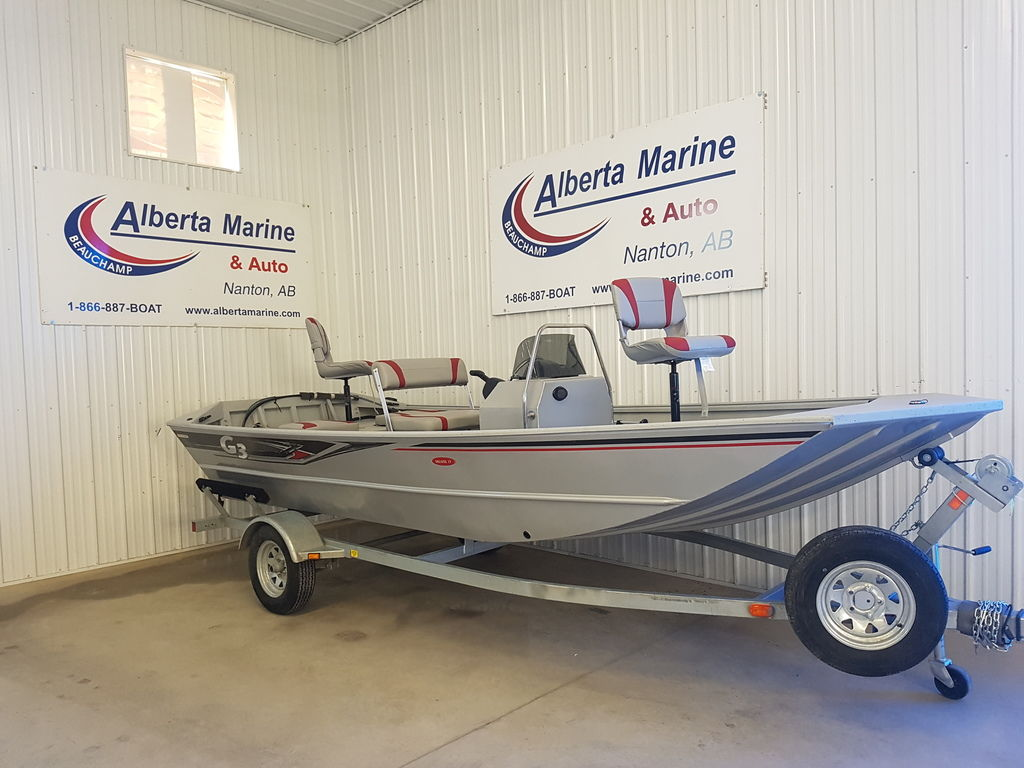 For Sale: 2019 G3 Boats Gator Tough 17 Ccj Dlx ft<br/>Alberta Marine