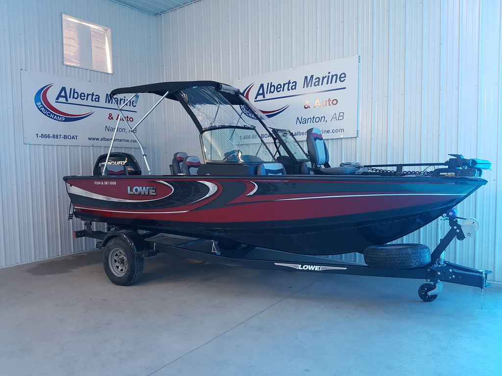 For Sale: 2019 Lowe Fs 1800 ft<br/>Alberta Marine