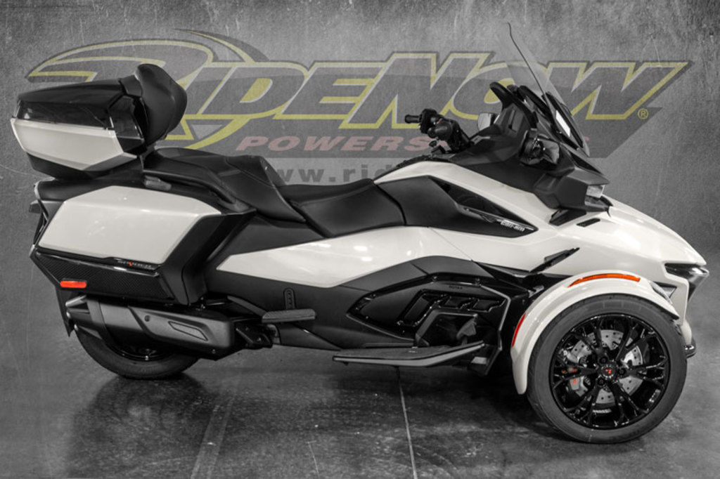 New 2020 Can Am Spyder Rt Limited Dark 3 Wheel Motorcycle Motorcycle Scooter Ca002350 Ridenow Powersports
