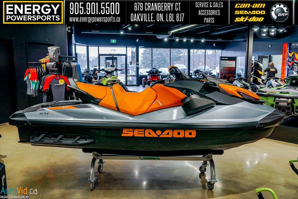 2020 Sea Doo PWC boat for sale, model of the boat is GTI™ SE 170 IBR & Sound System & Image # 8 of 13