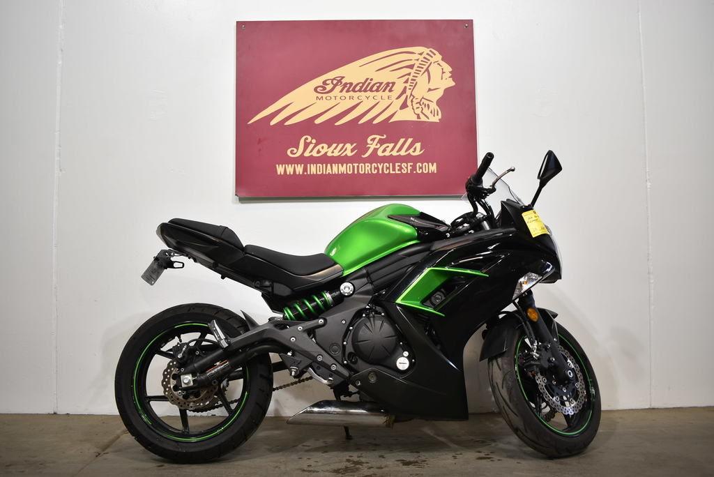 2016 Kawasaki Ninja® 650 ABS