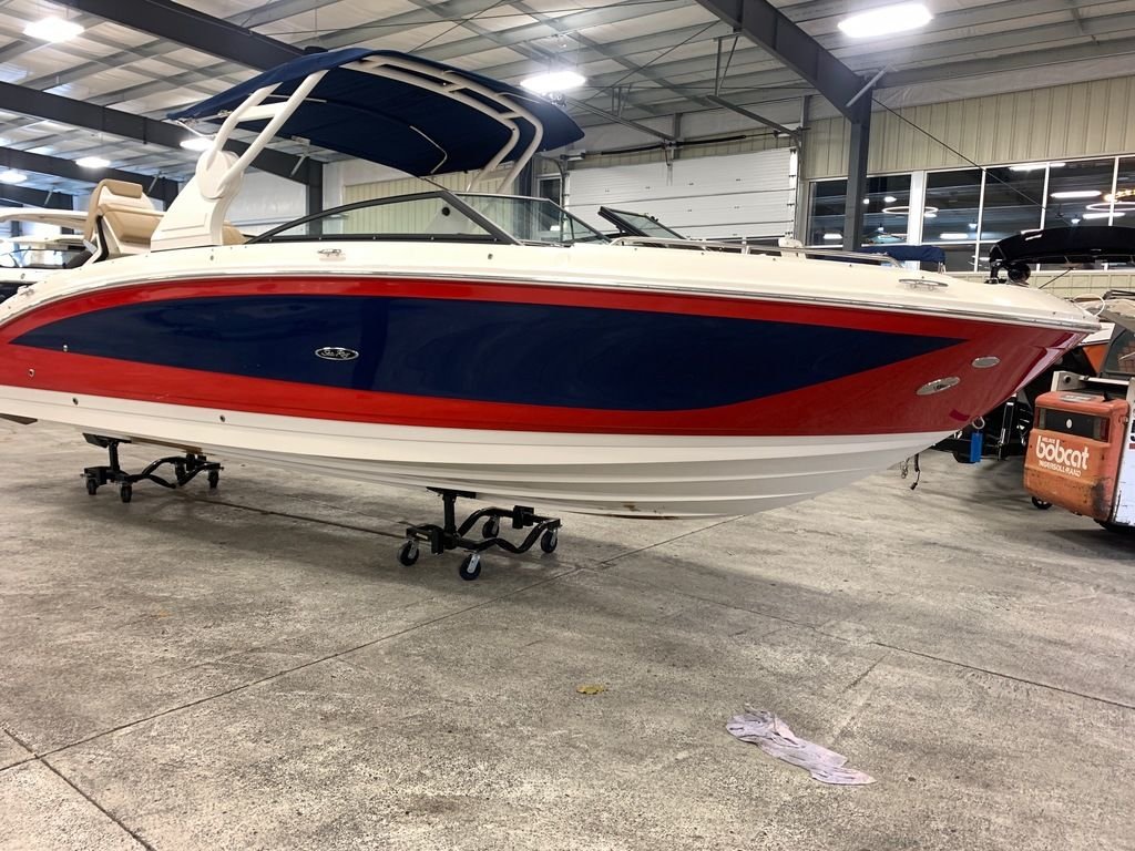 2020 Sea Ray boat for sale, model of the boat is SDX 290 & Image # 1 of 14