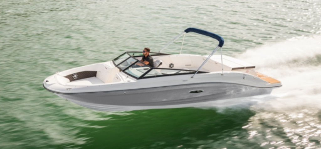 2021 Sea Ray boat for sale, model of the boat is SPX 230 & Image # 1 of 3