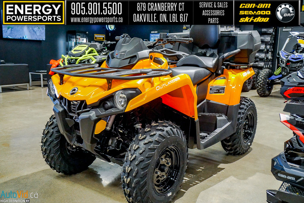 2020 Can-Am ATV boat for sale, model of the boat is Outlander™ DPS™ 570 & Image # 3 of 16