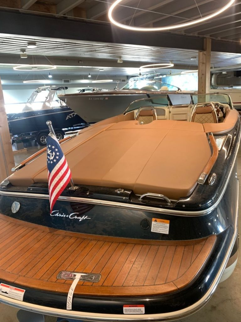 2017 Chris Craft boat for sale, model of the boat is Capri 25 & Image # 5 of 13