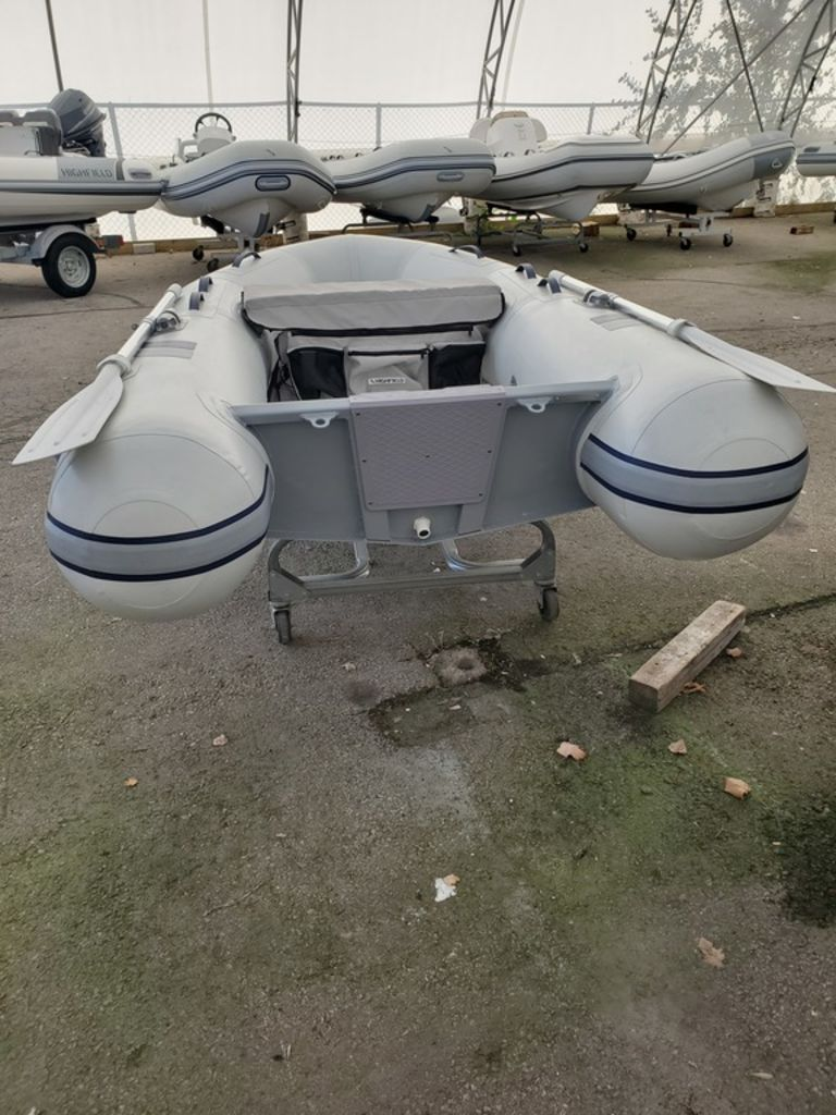 2019 Highfield boat for sale, model of the boat is RU 270 Alu & Image # 3 of 3