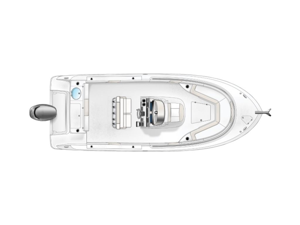 New  2021 Robalo R242 Center Console in Gulfport, Mississippi