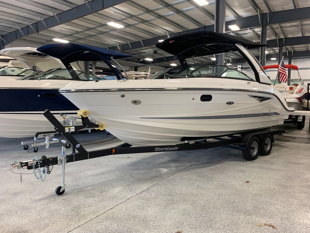 2020 Sea Ray boat for sale, model of the boat is SLX 250 & Image # 1 of 12