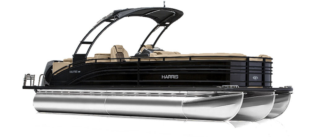 2021 Harris boat for sale, model of the boat is Solstice 250 CWDH & Image # 1 of 1