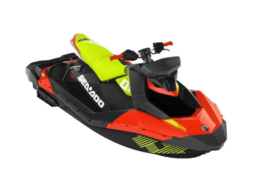 2020 Sea Doo PWC boat for sale, model of the boat is Spark® Trixx™ 3-up Rotax® 900 H.O. ACE™ IBR & Sound System & Image # 3 of 3