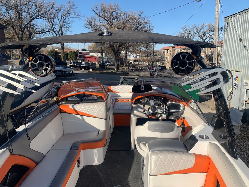 2015 Tige boat for sale, model of the boat is RZ4 & Image # 20 of 20