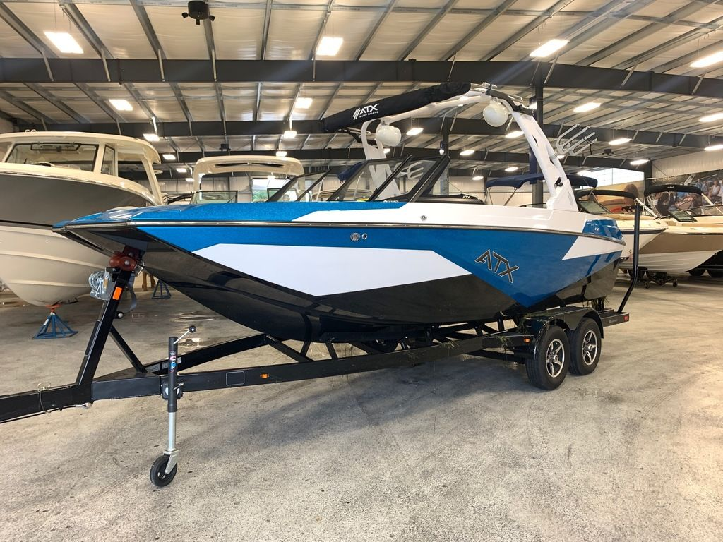 2020 ATX Boats boat for sale, model of the boat is 22 TYPE-S & Image # 1 of 10