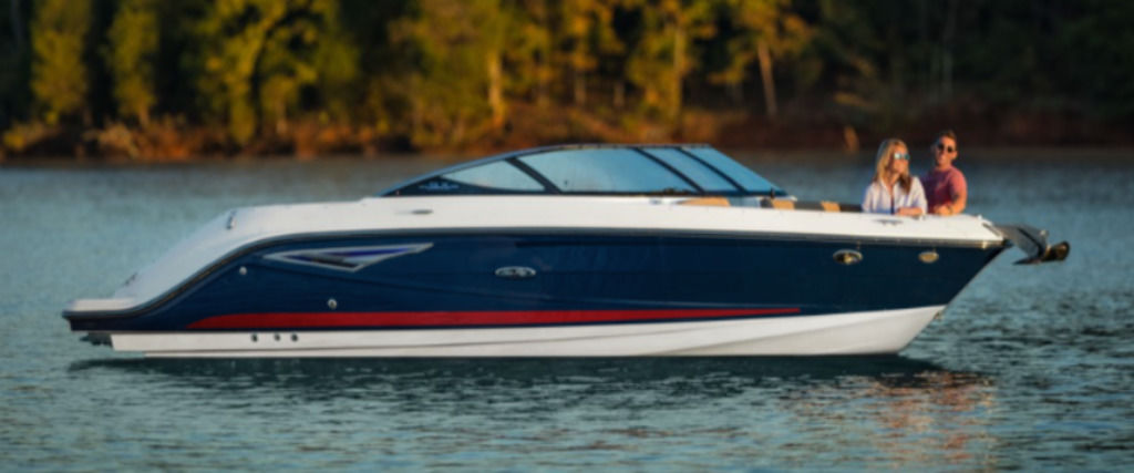 2021 Sea Ray boat for sale, model of the boat is SLX 250 & Image # 1 of 2