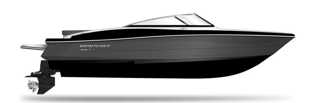 2021 Monterey boat for sale, model of the boat is 224FS & Image # 1 of 1