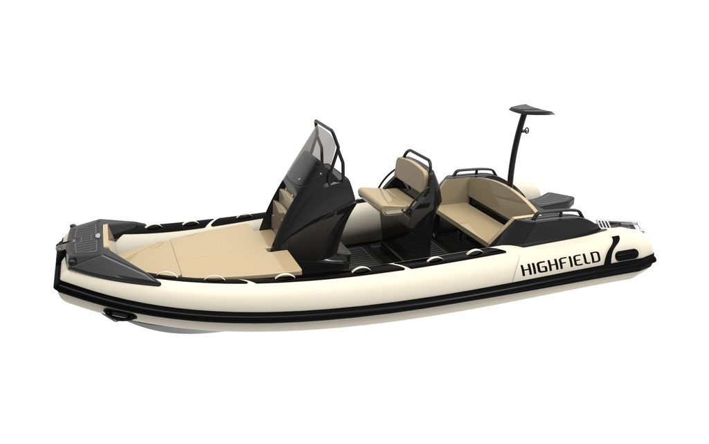 2021 Highfield boat for sale, model of the boat is Sport 560 Special Edition Hypalon & Image # 7 of 7