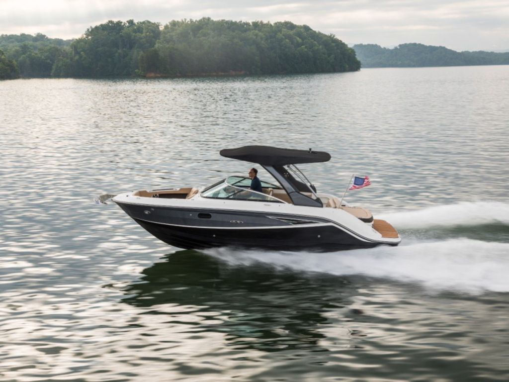2021 Sea Ray boat for sale, model of the boat is SLX 250 & Image # 2 of 3