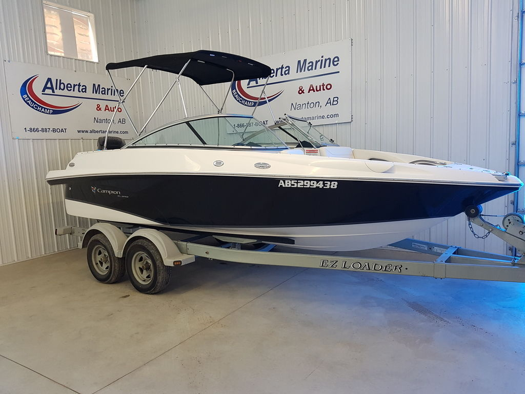 2013 CAMPION 595 OBBR for sale