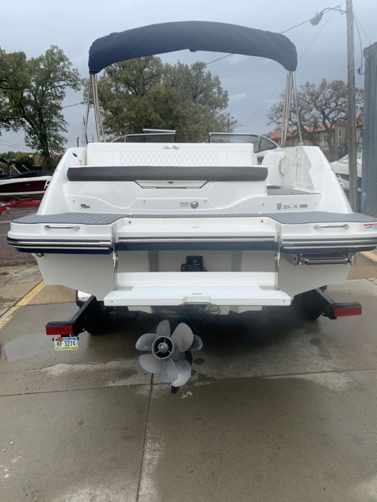 2019 Sea Ray boat for sale, model of the boat is SLX 230 & Image # 3 of 12