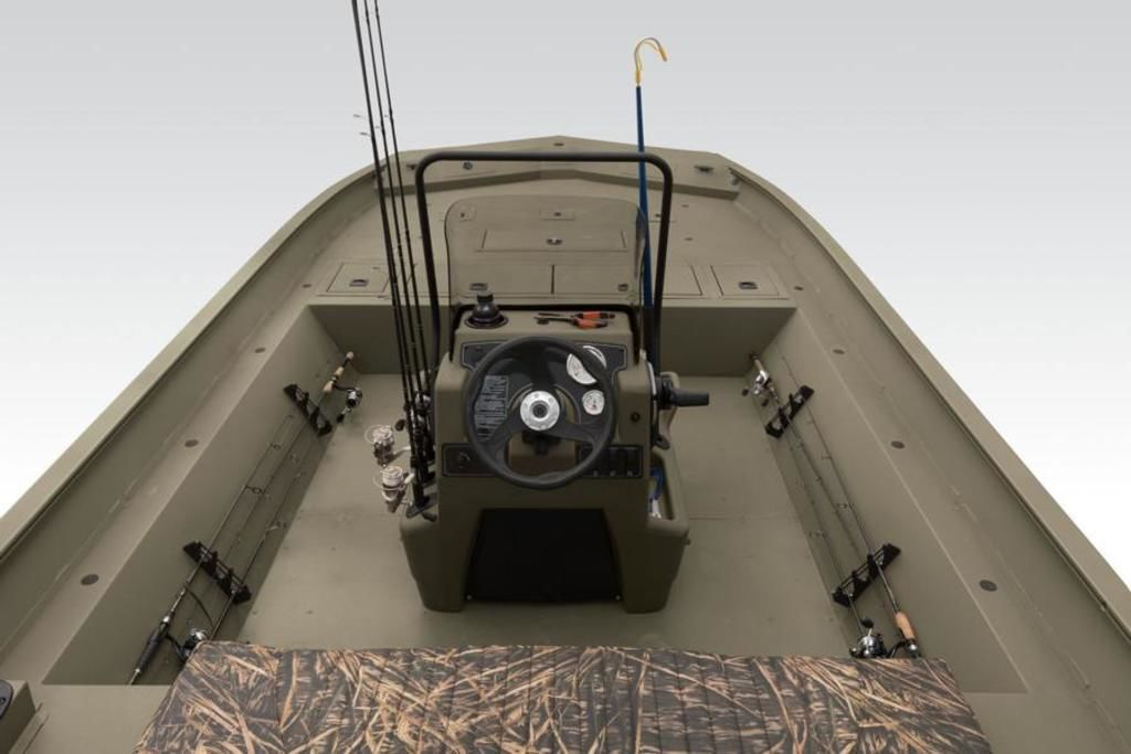 New  2019 Tracker Boats 2072L Center Console Utility Boat in Hammond, Louisiana