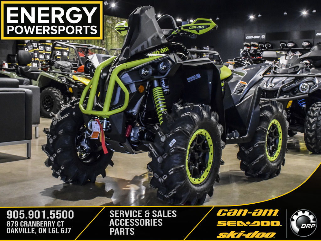 2020 Can-Am ATV boat for sale, model of the boat is Renegade® X™ mr 1000R & Image # 1 of 23