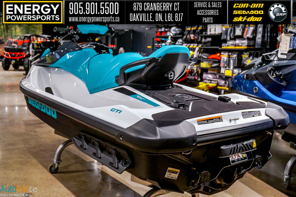2020 Sea Doo PWC boat for sale, model of the boat is GTI™ SE 130 IBR & Image # 5 of 13