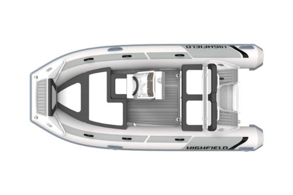 For Sale: 2021 Highfield Sport 420 ft<br/>Co2 Inflatable Boats - Oakville
